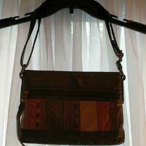 Bueno multi color purse